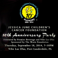 JJCCF's 10th Anniversary Party