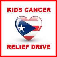 Kids Cancer Relief Drive